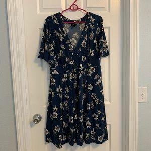 Torrid Vintage Style Knit Dress
